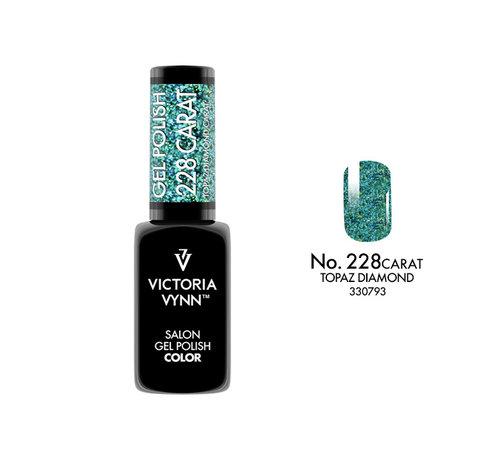 Victoria Vynn  Victoria Vynn™ Gel Polish CARAT TOPAZ DIAMOND - 228 - 8 ml.