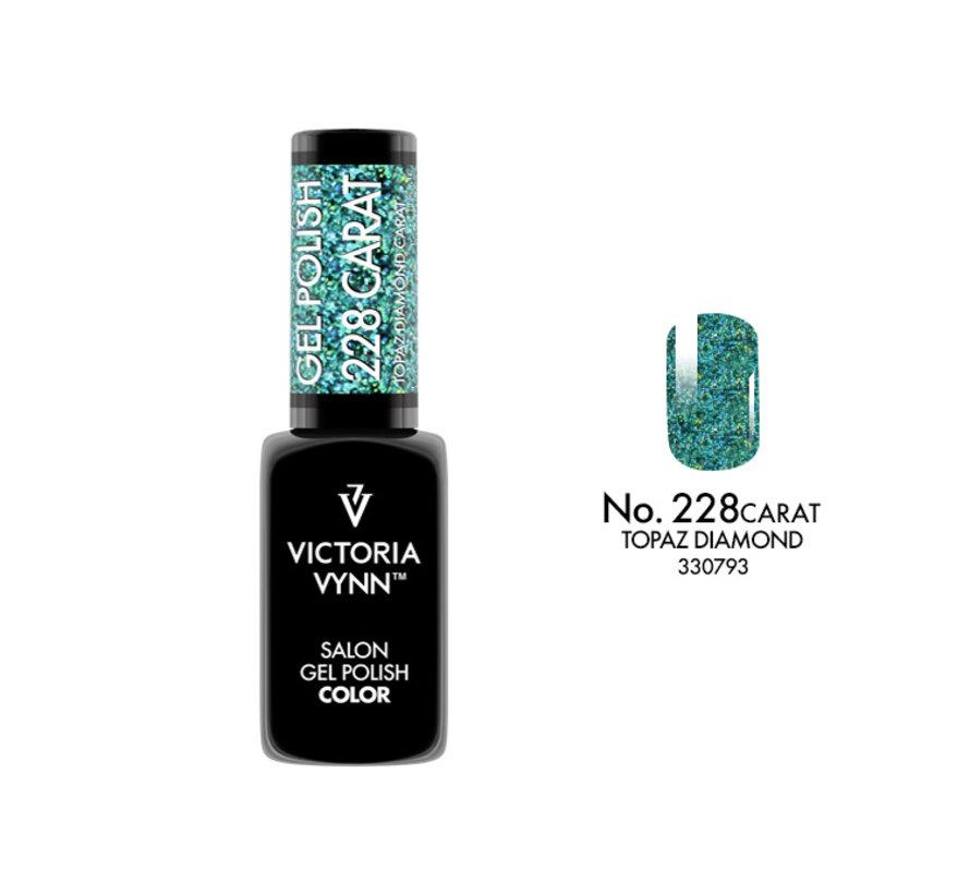 Victoria Vynn™ Gel Polish CARAT TOPAZ DIAMOND - 228 - 8 ml.