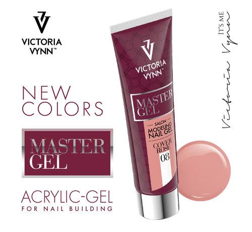 Victoria Vynn  Victoria Vynn Polygel | Polyacryl Gel | Master Gel Cover Rose 60 gr.