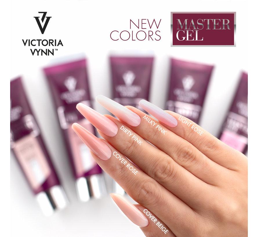 Victoria Vynn Polygel   Polyacryl Gel   Master Gel Light Rose 60 gr.