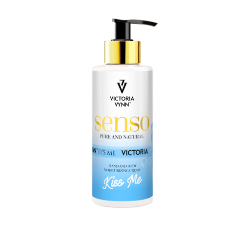 Victoria Vynn  Victoria Vynn Senso Hand en Body Cream | Kiss Me | 250 ml.
