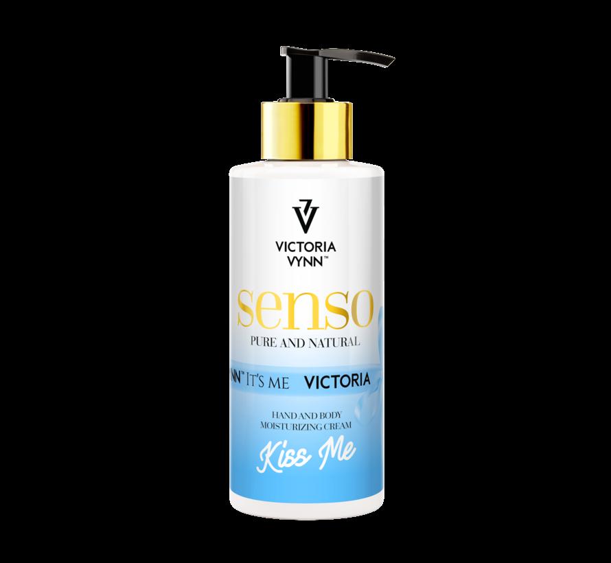 Victoria Vynn Senso Hand en Body Cream | Kiss Me | 250 ml.