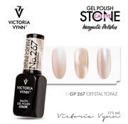 Victoria Vynn  Victoria Vynn Gellak Stone Cat Eye Crystal Topaz - 267 - 8 ml.