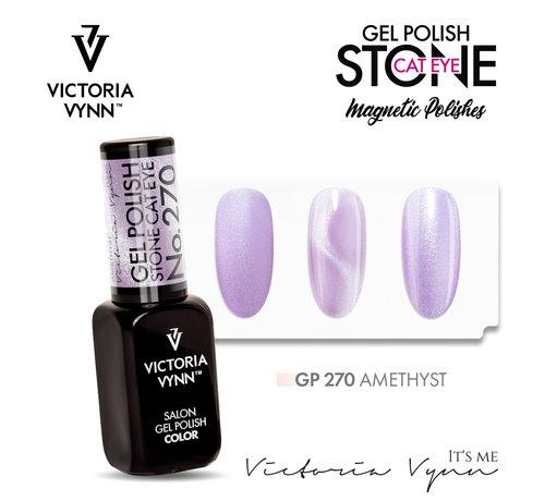 Victoria Vynn  Victoria Vynn Gellak Stone Cat Eye Amethyst - 270 - 8 ml.