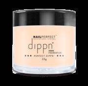 NailPerfect Dip poeder voor nagels - Dippn Nailperfect - 005  Foundation  - 25gr