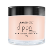 NailPerfect Dip poeder voor nagels - Dippn Nailperfect - 008  Girly Girl - 25gr