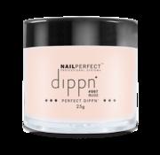 NailPerfect Dip poeder voor nagels - Dippn™ Nailperfect - 007  Nude - 25gr