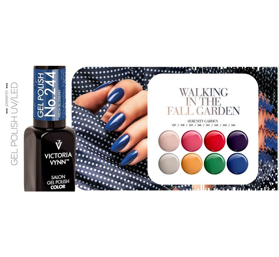 Victoria Vynn™ Gellak - Gel Nagellak - Salon Gel Polish Color - Rosy Grass  243 - 8 ml