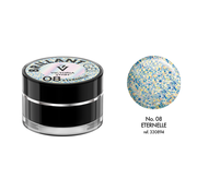 Victoria Vynn  Victoria Vynn™ - Brillant Gel UV/LED - Extreme glitters 08 ETERNELLE - 5 gram - Hologram glitters - Let op: Mix deze kleur met je andere glitters om een geweldige combi te maken!