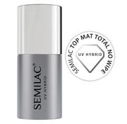 Semilac Semilac Top TOTAL Mat NO WIPE 7 ml.