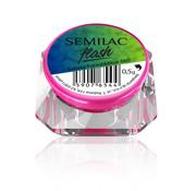 Semilac Semilac Flash Flakes Galaxy Forest&Blue 660