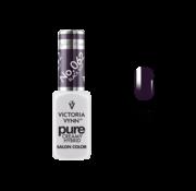 Victoria Vynn  Gellak Victoria Vynn™ Gel Nagellak - Gel Polish - Pure Creamy Hybrid  - 8 ml - Black Tulip  - 062