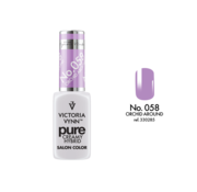 Victoria Vynn  Gellak Victoria Vynn™ Gel Nagellak - Gel Polish - Pure Creamy Hybrid  - 8 ml - Orchid Around  - 058
