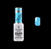 Victoria Vynn  Gellak Victoria Vynn™ Gel Nagellak - Gel Polish - Pure Creamy Hybrid  - 8 ml - TurquoiseBlue  - 088