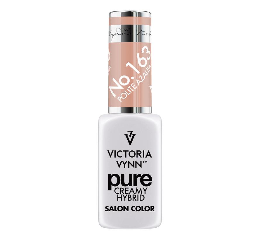 Victoria Vynn™ Gellak - Gel Nagellak - Gel Polish - Pure Creamy Hybrid - Polite Azalea 163 - 8 ml