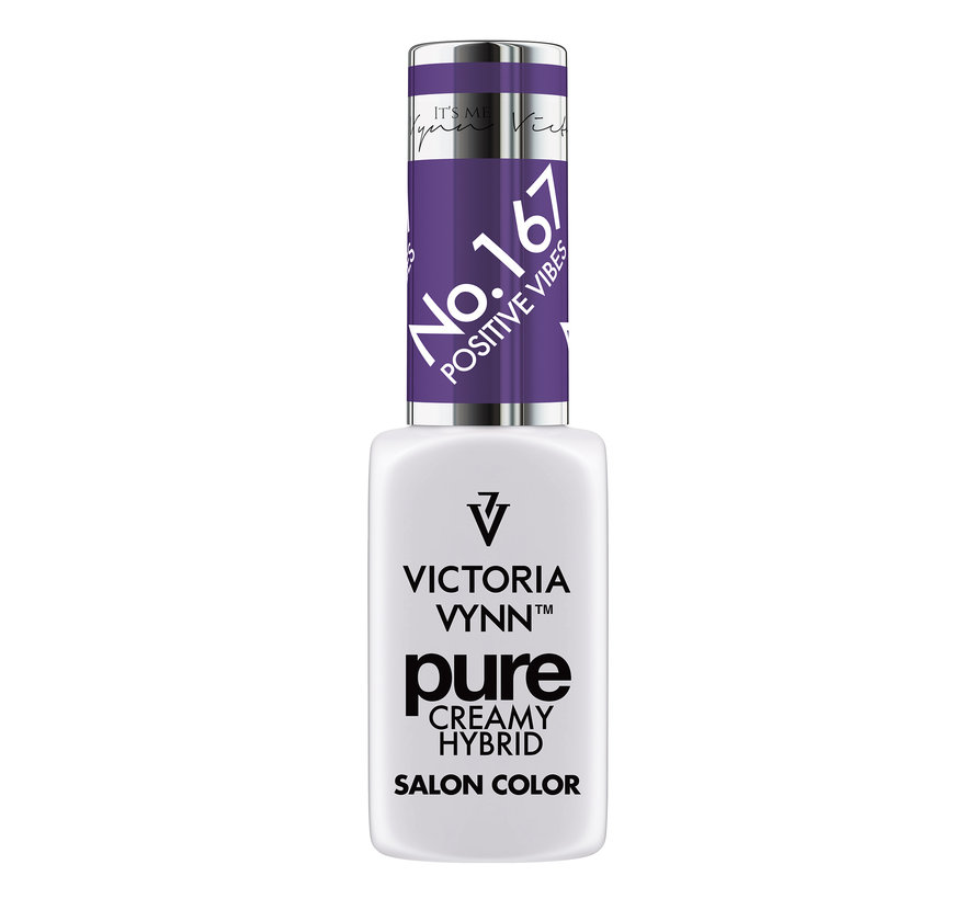 Victoria Vynn™ Gellak - Gel Nagellak - Gel Polish - Pure Creamy Hybrid - Positive Vibes  167 - 8 ml