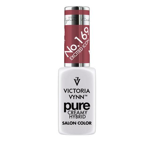 Victoria Vynn  Victoria Vynn™ Gellak - Gel Nagellak - Gel Polish - Pure Creamy Hybrid - Exited Icon 169 - 8 ml