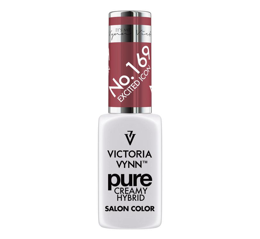 Victoria Vynn™ Gellak - Gel Nagellak - Gel Polish - Pure Creamy Hybrid - Exited Icon 169 - 8 ml