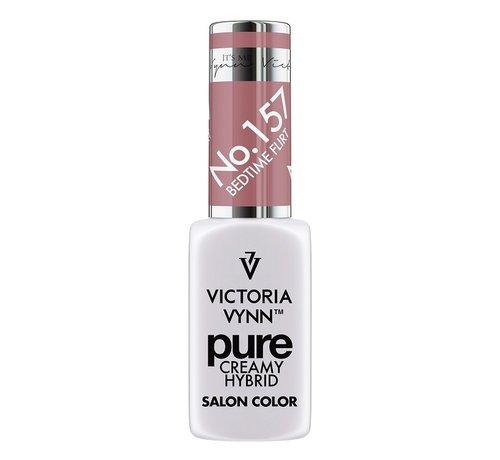 Victoria Vynn  Gellak Victoria Vynn™ Gellak - 157 - Gel Polish - Pure Creamy Hybrid  - 8 ml - Bedtime Flirt