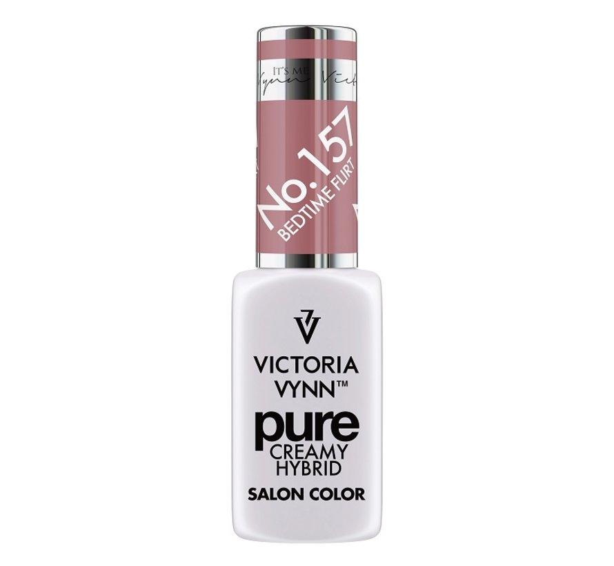 Gellak Victoria Vynn™ Gellak - 157 - Gel Polish - Pure Creamy Hybrid  - 8 ml - Bedtime Flirt