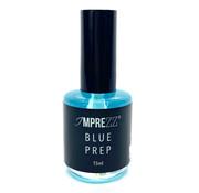 IMPREZZ® IMPREZZ Blue Prep | Voor het schoonmaken en ontvetten van de nagelplaat | 15ml | Onmisbaar voor de perfecte voorbehandeling voor gellak en kunstnagels