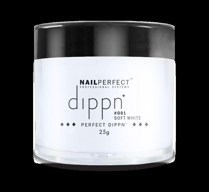 Dip poeder Starter Kit French Manicure  - NailPerfect - Dippn Kit (Dippn' Sticky Base 15ml, Dippn' Activator 15ml, Dippn' Fast Dry Top Coat 15ml, 4 kleuren Dippn')
