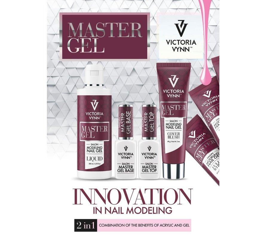 Victoria Vynn™ Polygel - Master Gel Soft Pink  - 60 gr.