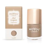MoYou London  Stempel Nagellak - Stamping Nail Polish  - Cappuccino