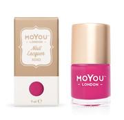 MoYou London  Stempel Nagellak - Stamping Nail Polish  - XOXO