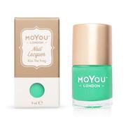 MoYou London  MoYou London Stempel Nagellak - Stamping Nail Polish - 9 ml. - Kiss The Frog