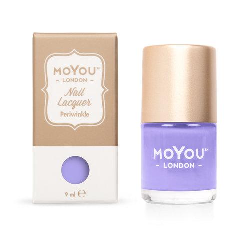 MoYou London  MoYou London Stempel Nagellak - Stamping Nail Polish 9ml. - Periwinkle