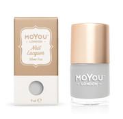 MoYou London  MoYou London Stempel Nagellak - Stamping Nail Polish 9ml. - Silver Fox
