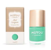 MoYou London  MoYou London Stempel Nagellak - Stamping Nail Polish 9ml. - Turquoise Mint
