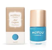 MoYou London  MoYou London Stempel Nagellak - Stamping Nail Polish 9ml. - Deep Ocean