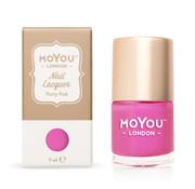 MoYou London  MoYou London Stempel Nagellak - Stamping Nail Polish 9ml. - Party Pink