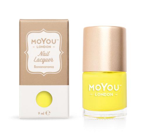 MoYou London  MoYou London Stempel Nagellak - Stamping Nail Polish 9ml. - Bananarama