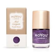 MoYou London  MoYou London Stempel Nagellak - Stamping Nail Polish 9ml. - Purple House