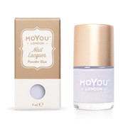MoYou London  MoYou London Stempel Nagellak - Stamping Nail Polish 9ml. - Powder Blue