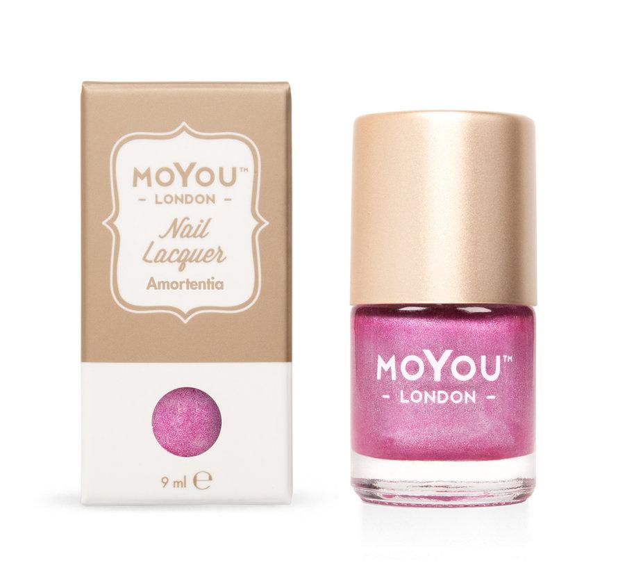 MoYou London Stempel Nagellak - Stamping Nail Polish 9ml. - Amortentia