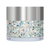 Kiara Sky™ Kiara Sky Sprinkle On Glitter SP202 - A NIGHT IN SPACE - 25 gram - Strooi deze losse glitters in jouw gellak - gel of acryl en maak van jouw nagels een feestje