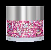Kiara Sky™ Kiara Sky Sprinkle On Glitter SP224 - B-DAY BASH - 25 gram - Strooi deze losse glitters in jouw gellak - gel of acryl en maak van jouw nagels een feestje