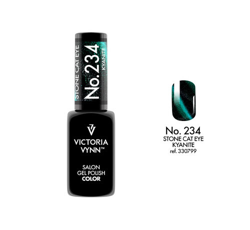 Victoria Vynn  Victoria Vynn™ Gel Polish Stone Cat Eye Kyanite - 234 - 8 ml.