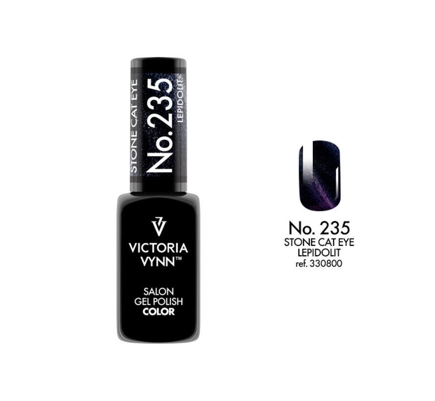 Victoria Vynn™ Gel Polish Stone Cat Eye Lepidolit - 235 - 8 ml.