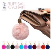 Victoria Vynn  Keychain Fluffy VV