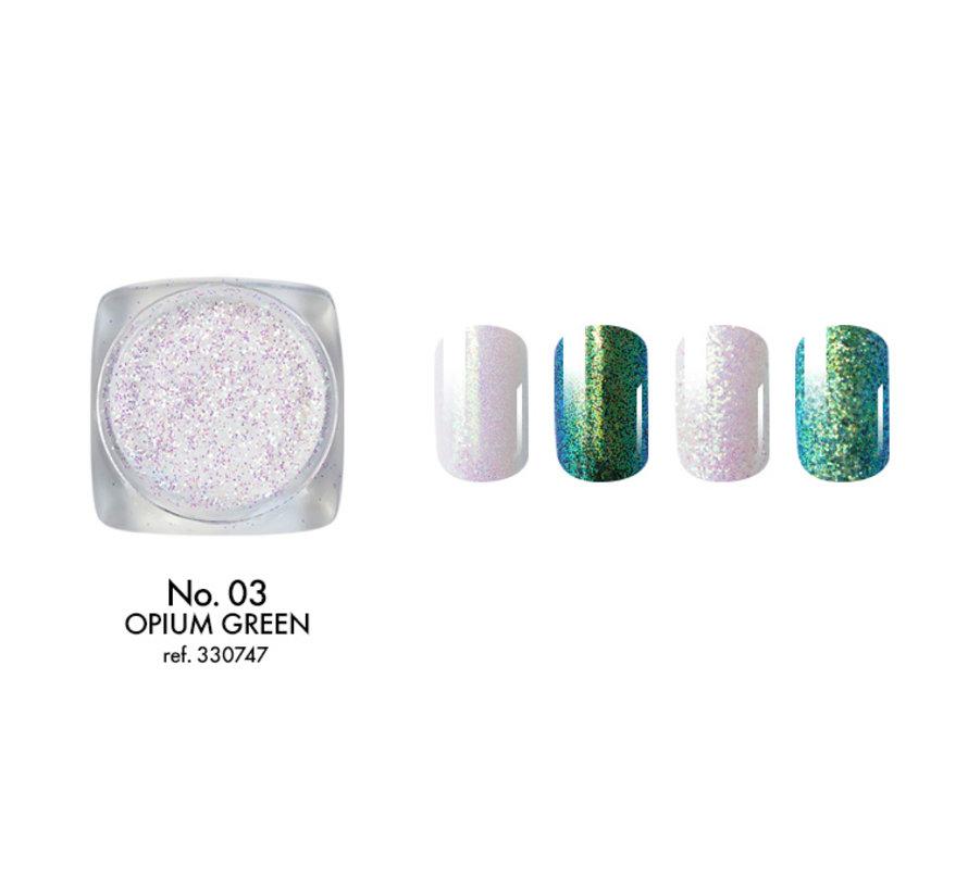 Victoria Vynn™ - Nailart Dust -  03 Opium Green 3gr.