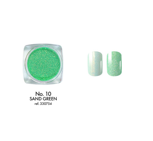 Victoria Vynn  Victoria Vynn™ - Nailart Dust -  10 Sand Green 3gr.