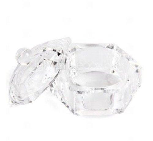 IMPREZZ® Dappendish Glas met deksel