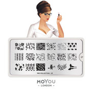 MoYou London  MoYou London Stempelplaat - Nail Art Stamping Pro 07