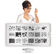 MoYou London  MoYou London Stempelplaat - Nail Art Stamping Pro 09