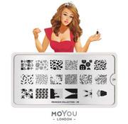 MoYou London  MoYou London Stempelplaat - Nail Art Stamping Princess 09